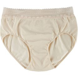 Bali Comfort Revolution Lace Brief Panties 803J
