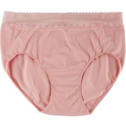 Bali Comfort Revolution Lace Brief Panties - 803J