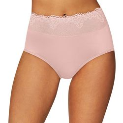Bali Passion For Comfort Lace Brief Panty DFPC61