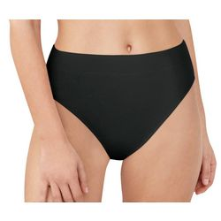 Bali Comfort Revolution Incredibly Soft Hi-Cut Brief Panties