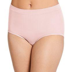 Jockey Womens Cotton Stretch Modern Brief Panties 1556