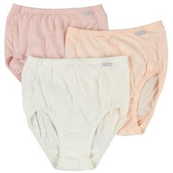 3-pk. Elance Brief Panties 1484