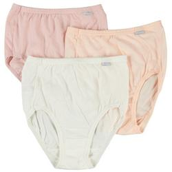 3-pk. Elance Brief Panties 1484