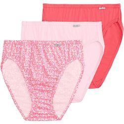 3-pk. Elance French Cut Panties 1487
