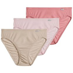 Jockey 3-pk. Elance Supersoft French Cut Panties 2071