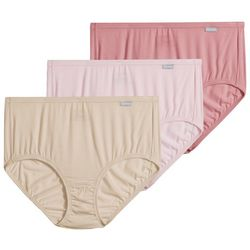 Jockey 3-pk. Elance Supersoft Brief Panties 2073