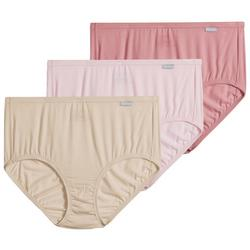 3-pk. Elance Supersoft Brief Panties 2073