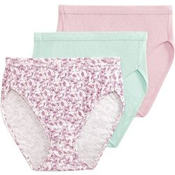 Jockey 3-pk. Elance Breathe French Cut Panties 1541