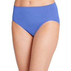 Jockey Smooth & Radiant Hi-Cut Bikini Panties 2966