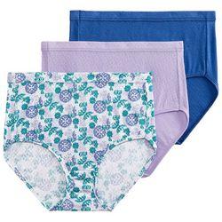 Jockey 3-pk. Elance Breathe French Cut Panties 1541