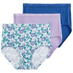 3-pk. Elance Breathe French Cut Panties 1541