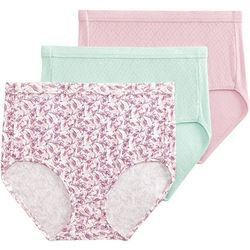 Jockey 3-pk. Elance Breathe Brief Panties 1542
