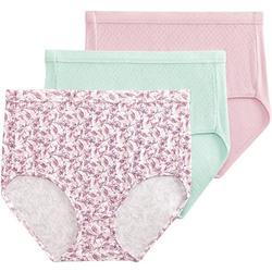 3-pk. Elance Breathe Brief Panties 1542