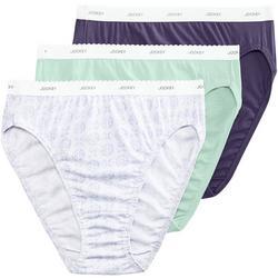 3-pk. Classic French Cut Panties 9480
