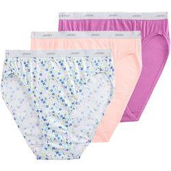 Jockey 3-pk. Classic French Cut Panties 9480