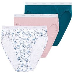 Jockey 3-pk. Classic French Cut Panties 9480