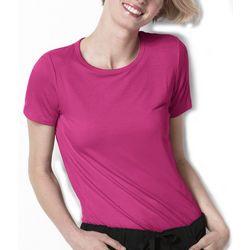 WonderWink Plus Silky Short Sleeve Top