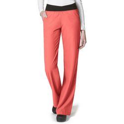 WonderWink Womens Easy Fit No Roll Scrub Pants