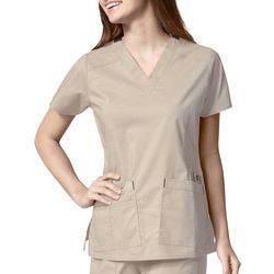 WonderWink Plus WonderFLEX Verity Scrub Top