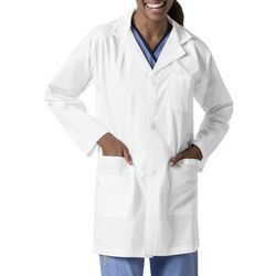 WonderWink Womens Student Lab Scrub Coat