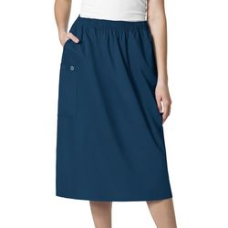 WonderWink Womens WonderWORK Scrub Skirt