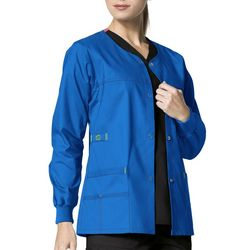 WonderWink Plus WonderFLEX Scrub Jacket