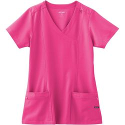 Jockey Plus V-Neck Wrap Scrub Top