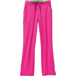 Jockey Womens Convertible Drawstring Scrub Pants