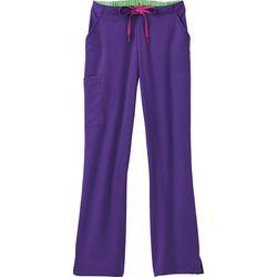 Petite Convertible Drawstring Scrub Pants