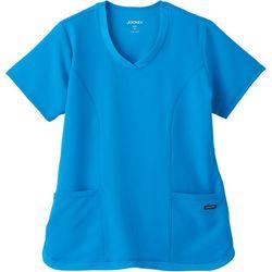 Jockey Plus Cool Mesh Shirttail Top