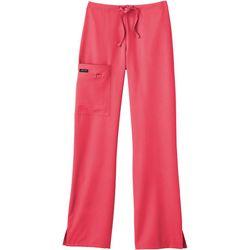 Plus Zippered Pocket Scrub Pants