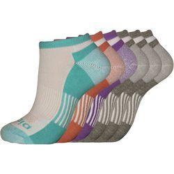 Dickies Womens Dri Tech No Show Socks