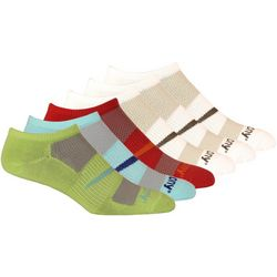 Saucony Womens Arch Stripe Ankle Socks
