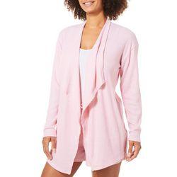 Piper & Taylor Womens Soft Drape Robe