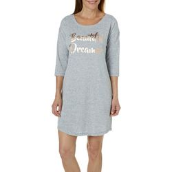 Be Yourself Beautiful Dreamer T-Shirt Nightgown
