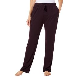Gloria Vanderbilt Womens Laura Knit Pajama Pants