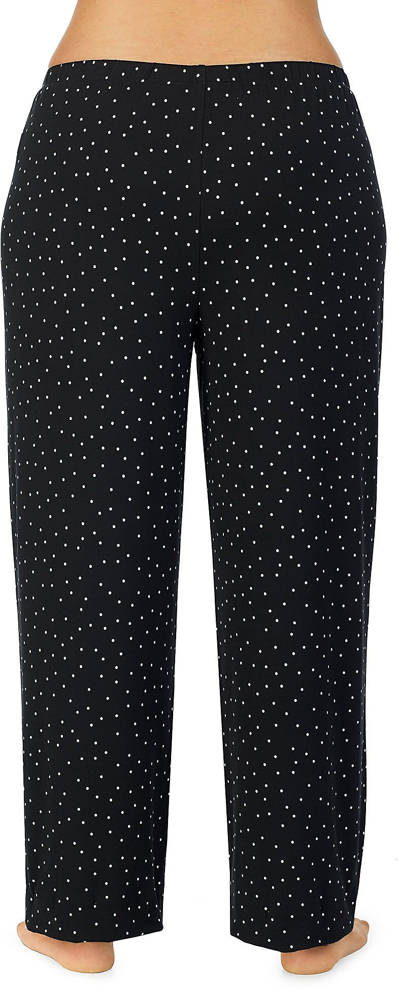 Ellen Tracy Plus Polka Dot Print Pajama Pants Ebay