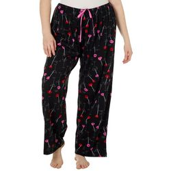 Hue Plus Tini Kisses Pajama Pants