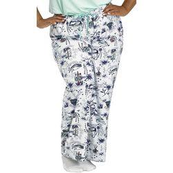 Hue Plus Pamper Yourself Long Pajama Pants