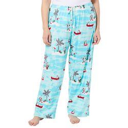 Hue Plus Penguin Vacay Pajama Pants