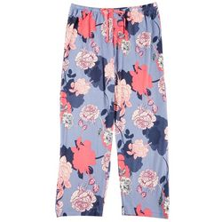 Hue Plus Garden Shadows Print Pajama Pants