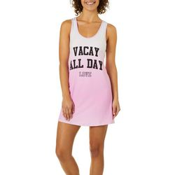 Wurl Juniors Vacay All Day Nightgown