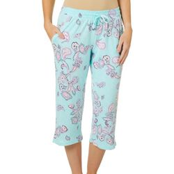 Womens Soft Sensations Paisley Pajama Pants