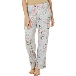 Jaclyn Intimates Womens Kimmy Floral Pajama Pants