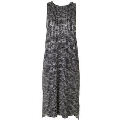 Jaclyn Intimates Womens Luxe Tank Dress