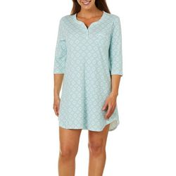 Karen Neuburger Womens Lakehouse Pocket Nightgown