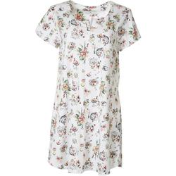 Womens Picnic In Tuscany Nightgown
