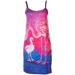 Leoma Lovegrove Womens Training Wings Chemise Nightgown