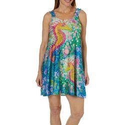 Leoma Lovegrove Womens Nebula Tank Nightgown