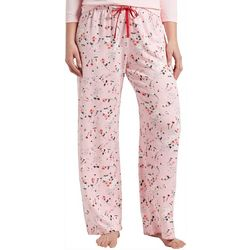 Hue Womens Rose Spritz Pajama Pants